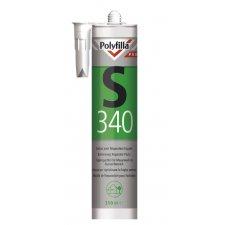 Polyfilla Pro S340 Buitenvoeg Reparatiepasta