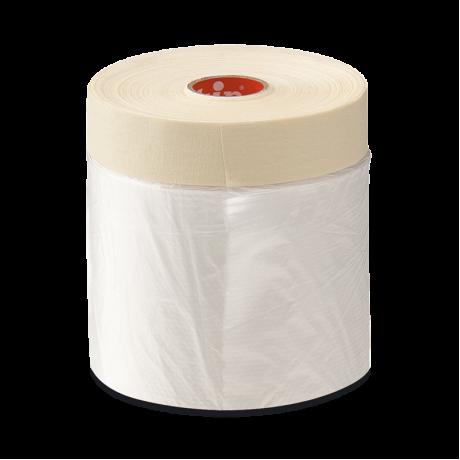 332 Kip Masker met masking tape