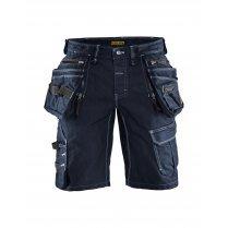 Blåkläder 1992 Short Denim Stretch X1900