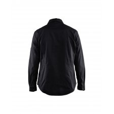 Blåkläder 3208 Dames Overhemd Twill
