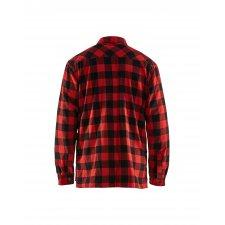 Blåkläder 3225 Overhemd FlanelGevoerd