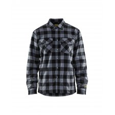 Blåkläder 3225 Overhemd Flanel Gevoerd