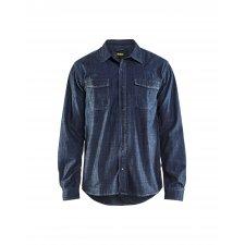Blåkläder 3295 Overhemd Denim