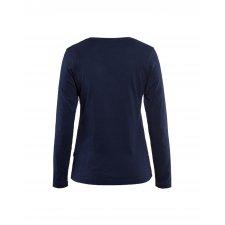 Blåkläder 3301 Dames T-Shirt met lange mouw