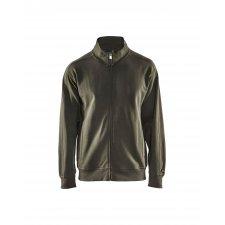 Blåkläder 3349 Sweatshirt lange rits