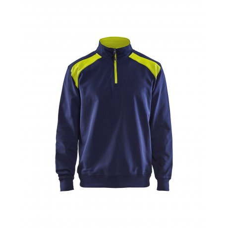 Blåkläder 3353 Sweatshirt Bi-Colour