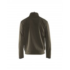 Blåkläder 3362 Service Sweatshirt met rits