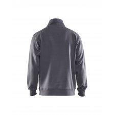 Blåkläder 3365 Sweatshirt Jersey met halve rits