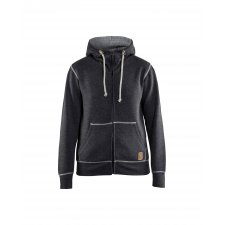 Blåkläder 3373 Dames Hooded Sweatvest