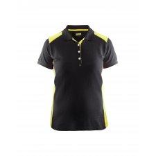 Blåkläder 3390 Dames Poloshirt Piqué