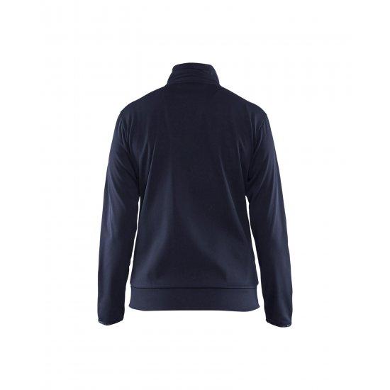 Blåkläder 3394 Dames Service Sweatshirt met rits