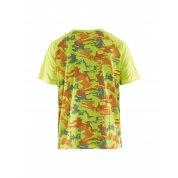 Blåkläder 3425 T-Shirt Functioneel Camo