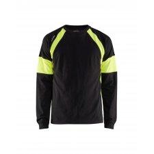 Blåkläder 3520 T-Shirt Lange Mouw