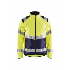 Blåkläder 4877 High Vis Softshell Jack