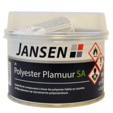 Jansen 2K Polyester Plamuur SA