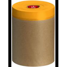 348 Kip Maskeerpapier met gele Washi-Tec tape