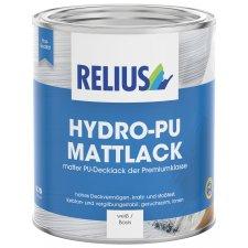 Relius Hydro-PU Mattlack