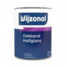 Wijzonol Dekkend Halfglans