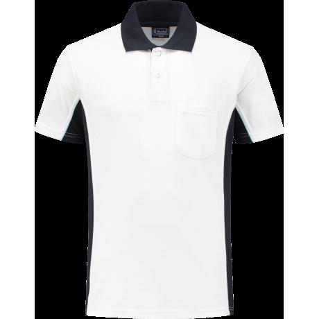Workman Poloshirt Bi-Colour - 1401