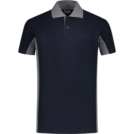 Workman Poloshirt Bi-Colour - 1402