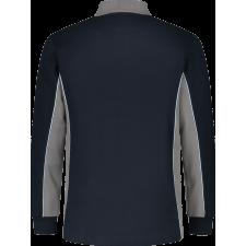 Workman Polosweater Bi-Colour - 2402