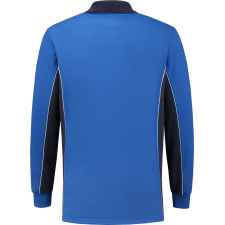 Workman Polosweater Bi-Colour - 2404