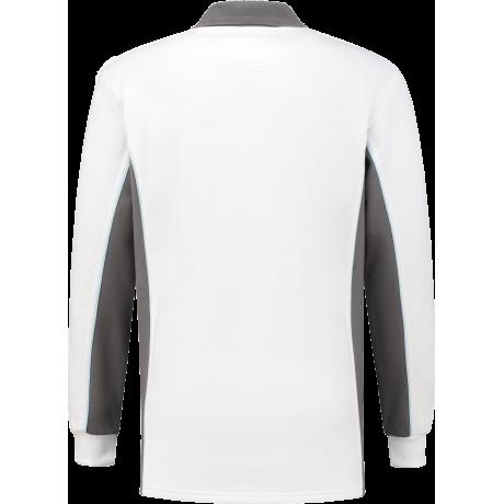 Workman Polosweater Bi-Colour - 2408