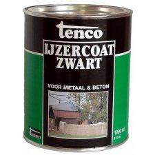Tenco IJzercoat Zwart